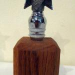 Mockingbird Bottle Stopper (Texas State Bird) $75 Stand Sold Separately $10