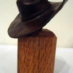 Black Hat Wine Stopper Bronze $75 Stand sold separately $10