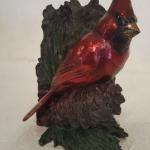 Lost Pines Cardinal Book End Bronze $1600