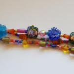 Spring Fields 3 Lampwork Beads, SS PEB006 $297