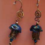 Enchanted Ocean Dwellers Series - Jelly Fish PEE029 $137