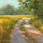 Ranch Road #21 8 x 10 Pastel $350