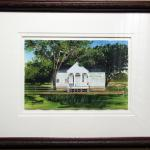 Pochman House Framed