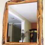 Mesquite Frame with Mirror