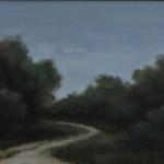 Country Road 6 x 8 Oil $400