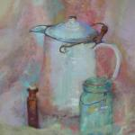 Coffee Pot Pastel